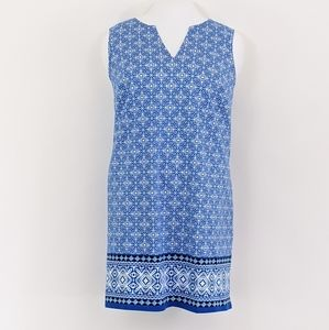 Lands End Plus Size Sleeveless Dress Swim Cover up
